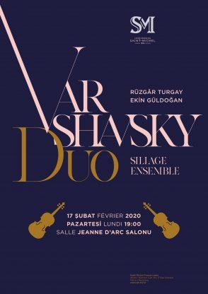 SM Varshavsky Duo