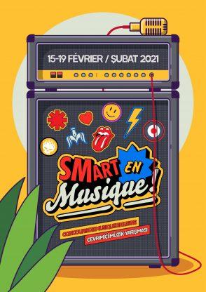 SMart en Musique Afiş-02